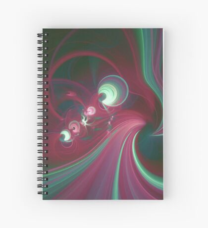 On the road again ... Spiral Notebook