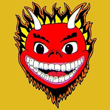 Red Devil by autoboxdesign
