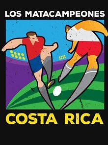 f8e274e18 Kosta Rika Team T-Shirts