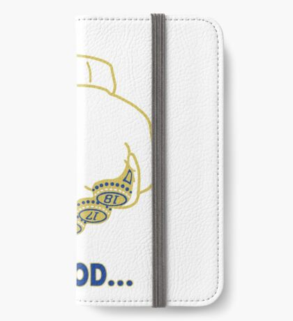 Draymond Green [Warriors Championship Mood Edition] iPhone Wallet
