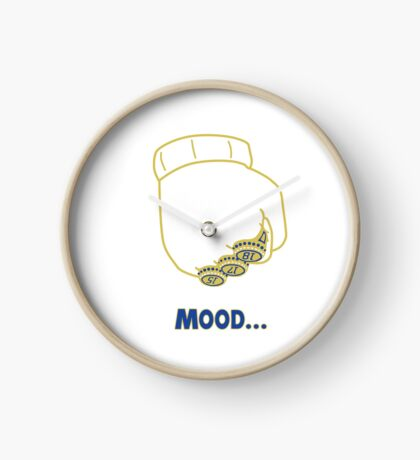 Draymond Green [Warriors Championship Mood Edition] Clock