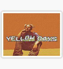 Yellow Days Sticker