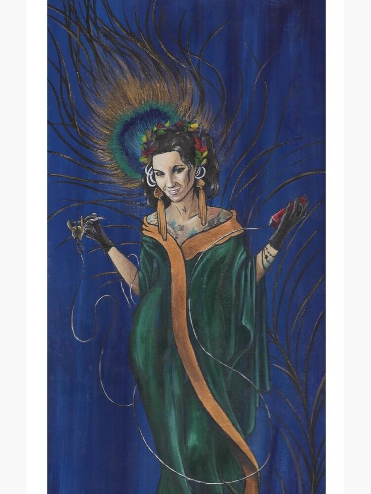 Tattoo Goddess  by damasktattoo