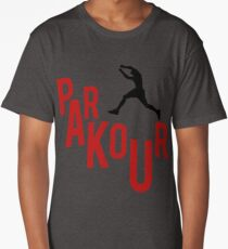 Parkour Long T-Shirt