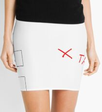 Are you drunk funny tacos Mini Skirt