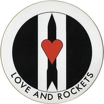 Love And Rockets by DivDesigns