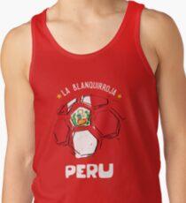 99c81bab4 Classic Peru Poster World Soccer Cup 2018 Russia Piruw Team Jersey Men s  Tank Top