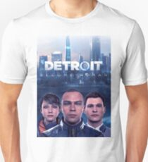 Detroit Become Human (mine) Unisex T-Shirt