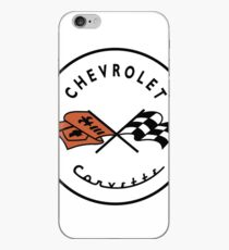 Chevrolet Corvette C1 Logo iPhone Case