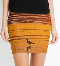 Golden Journey Mini Skirt