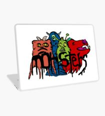 Monsters Laptop Skin