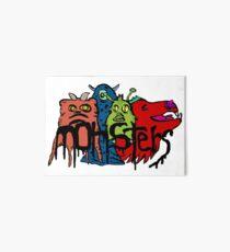 Monsters Art Board