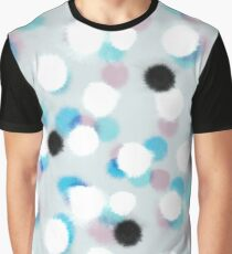 aqua Graphic T-Shirt