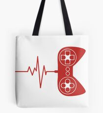 Controller Gaming Tote Bag