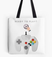 Gaming Controller Tote Bag