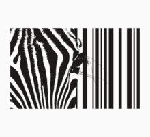Barcode Zebra by adellecousins