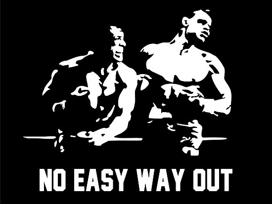 No Easy Out
