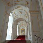 Grand staircase by Ana Belaj