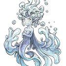 Water Fairy by David  Revoy
