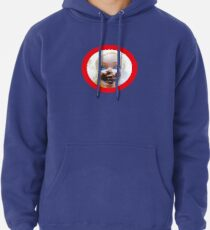 Chica chocoholica Pullover Hoodie