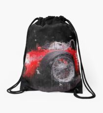 Ferrari Sharknose Drawstring Bag