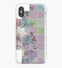 Puzzle Pop Art Colored Background iPhone Case