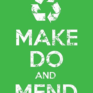 Make Do and Mend by tinybiscuits