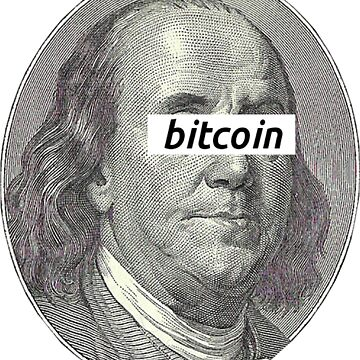 Blinded By Bitcoin by Bitninjasupply