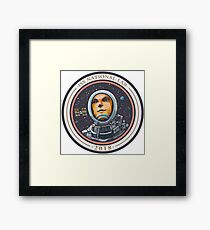 ISS National Laboratory 2018 Framed Print