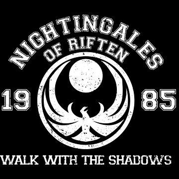Nightingales by LabRatBiatch