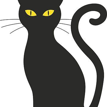 cat by Kama42