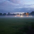 Football Fog by Nick Hartigan