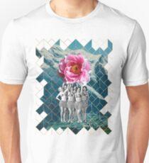 high flower Unisex T-Shirt
