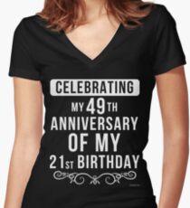 Celebrating My 49th Anniversary Of 21st Birthday