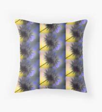 Just Dandy a dandelion seed puff Floor Pillow