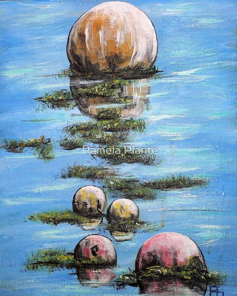 Lost Buoys by Pamela Plante