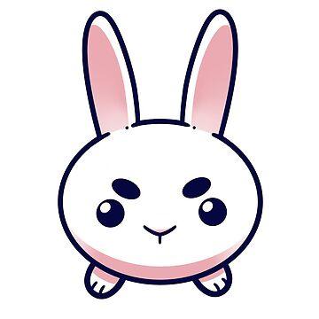 Bunny Buns by LabRatBiatch