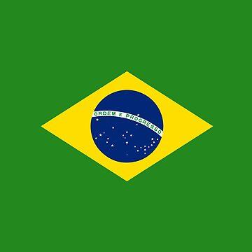 Brazil Football by Urban-Zone