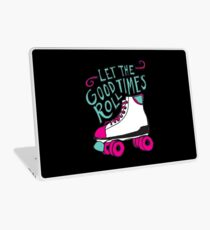 Let the Good Times Roll Laptop Skin