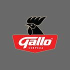 Gallo Cerveza - Best Beer In Guatemala Central America by Tee Dunk