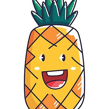 Pineapple smile by lerdi