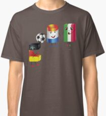 The Blockies - Germany, Austria and Italy Classic T-Shirt
