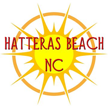 Hatteras Beach, North Carolina by Chunga