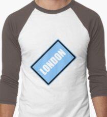 London Men's Baseball ¾ T-Shirt