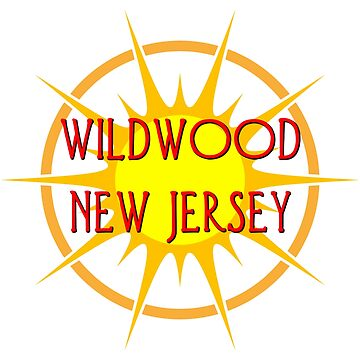 Wildwood, New Jersey by Chunga