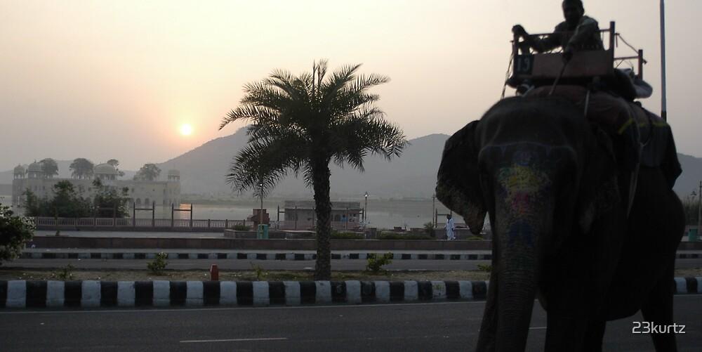 Jaipur Dawn by 23kurtz