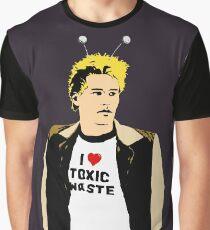 Knightly Genius Graphic T-Shirt