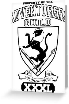 Xcrawl Adventurers Guild  by Pandabrett