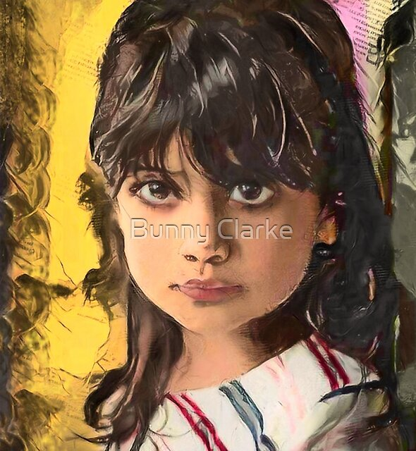 Brown Eyed Girl by Bunny Clarke