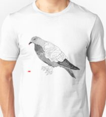 The Pigeon of Darkness Unisex T-Shirt